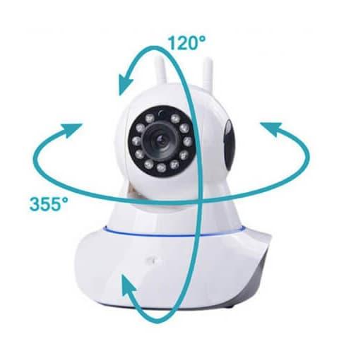 دوربین چرخشی - دوربین اسپیددام - دوربین چرخشی موبایل