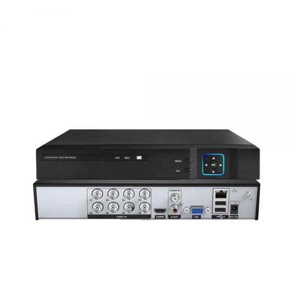 دستگاه ضبط AHD هشت کاناله 1080N دی وی آر