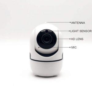 دوربین چرخشیJOYLITE - دوربین مدار بسته چرخشی جوی لایت