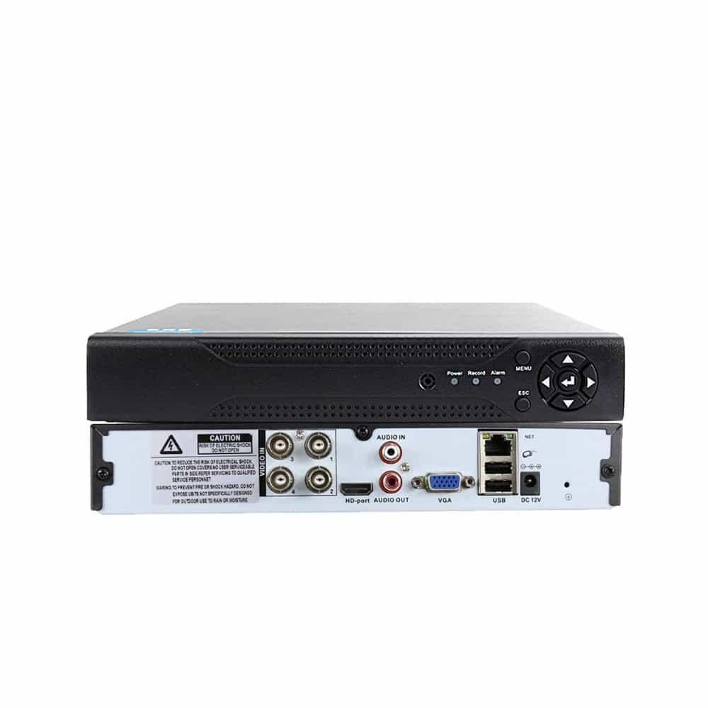 دی وی آر چهار کاناله ارزان - دی وی آر چهار کاناله 1080n ارزان - دستگاه ضبط چهارکانال