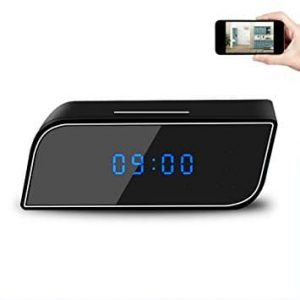 دوربین ساعتی رومیزی مخفی - دوربین مخفی ساعتی
