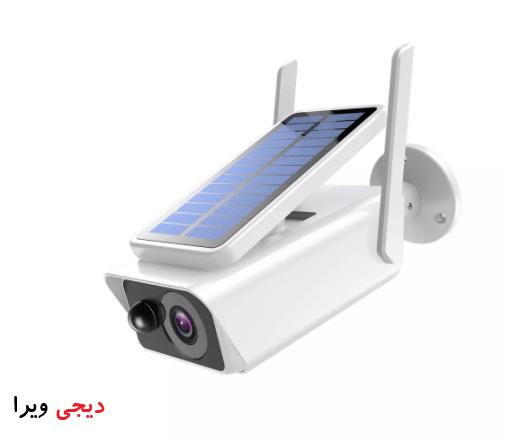 دوربین مداربسته خورشیدی