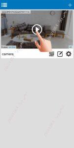 آموزش نرم افزار انتقال تصویر camview